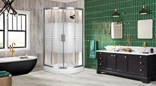 قیمت حمام شیشه ای مدرن